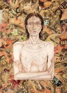 Am I still a woman anorexia Rachel Lewis