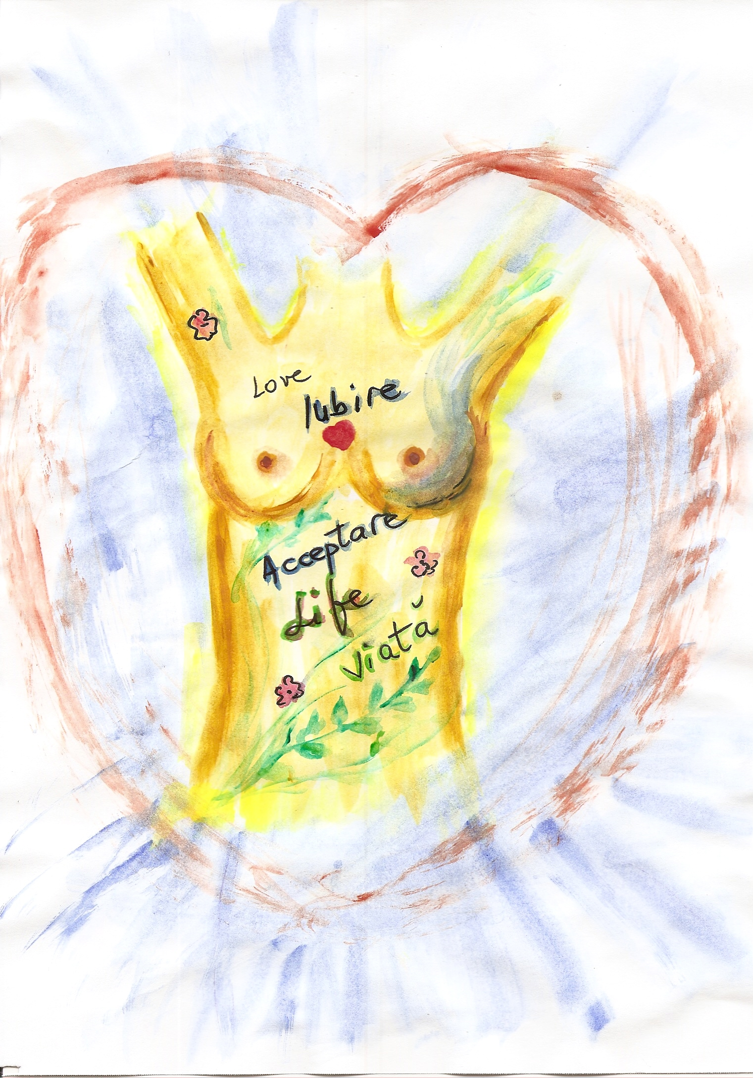 Arta Vindeca!© – Art Terapie pentru femeile diagnosticate cu cancer