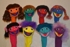 marionete logopedie