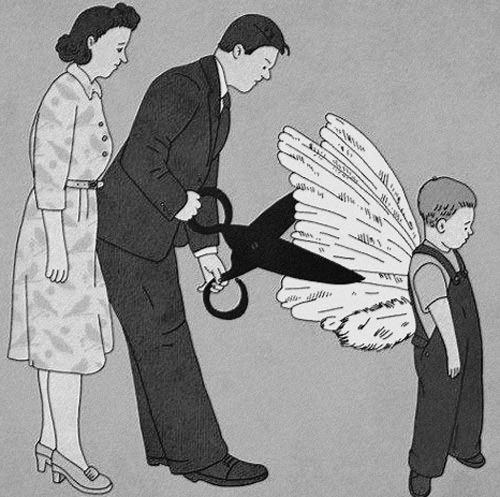 Problemele copiilor sunt, de fapt, problemele parintilor…