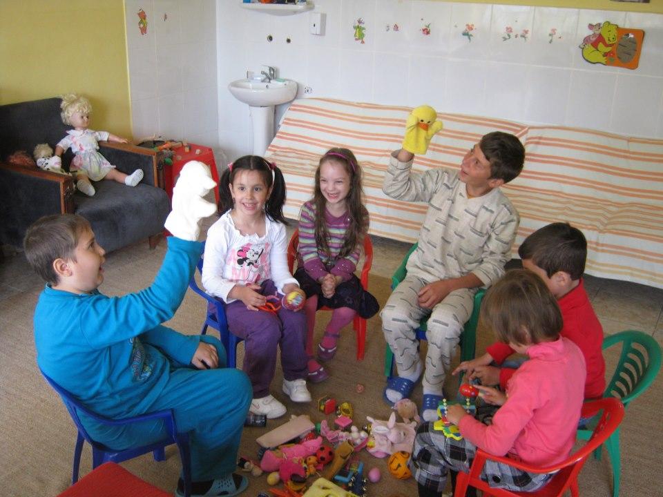 Terapia prin joc- Play Therapy