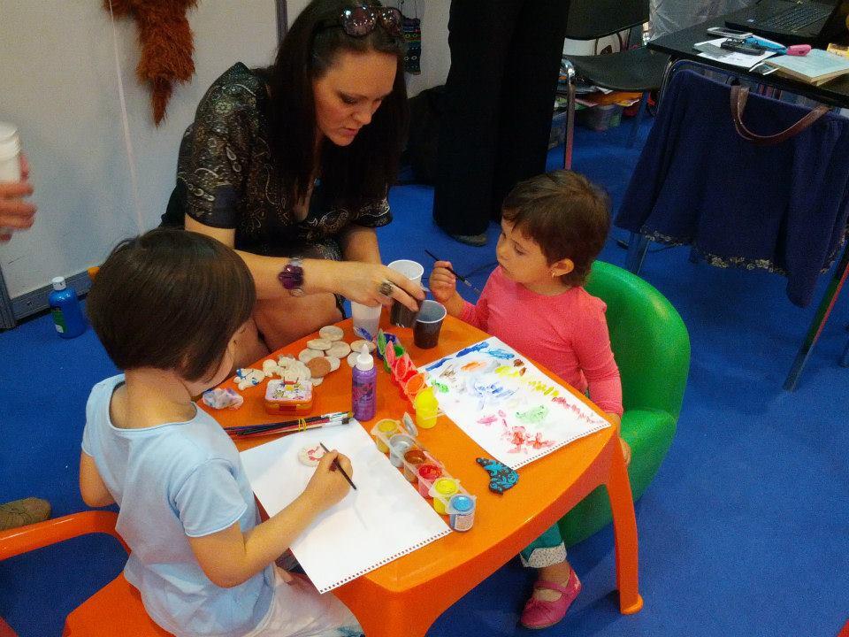 Ateliere de art terapie pentru copii